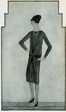 10-1-the-very-first-LBD-in-vogue-1926