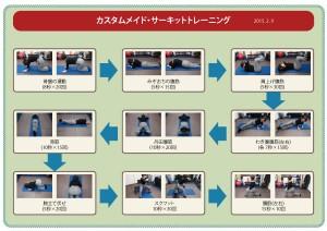 カスタムメイド・サーキットトレーニング