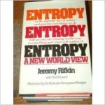Entropy-a new world view